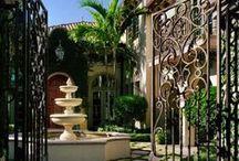Garden / Gates Inspiration