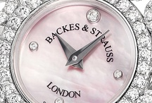 Victoria Princess - 2013 New timepieces / Drawn from the Backes & Strauss archives, a 19th century brooch with two linked hearts was the starting point for today's Backes & Strauss sumptuous Victoria Princess diamond watch. Those linked hearts are now fully intertwined. They have become their own motif, repeated again and again in a circle of everlasting love, like that of Queen Victoria for her husband Albert. She was so smitten with him, she proposed the second time they met. For more information, visit www.backesandstrauss.com / by Backes & Strauss London