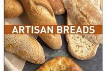 FOOD ~ BREADS / Nothing better then fresh hot bread, Biscuits or rolls with butter dripping down your arm.. Also in here is Bagels, Pretzels, flat breads, Corn and Flour Tortillas...  ( Thank you for sharing your pins so I can repin them ) / by TxWldMomE