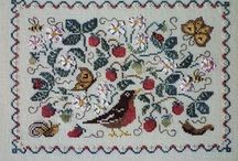 Cross Stitch and Biscornu / by Virginia Simmons
