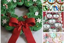 CHRISTMAS /  Christmas Decorations,Christmas crochet and Christmas Goodies.. Oh Yeah...   ( Thank you for sharing your pins so I can repin them ) / by TxWldMomE