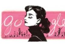 WYSKs Featured in Google Doodles 2014 / A global collection of women highlighted by Google Doodle 2014, because if you can see it, you can be it!