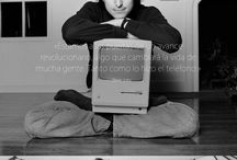 Steve Jobs memorial / Tech / by Agustin De La Garza