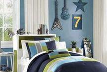 Hatfield Boys Bedroom