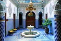 Marrakesh-Lisbon-Madrid / Iberian Peninsula / by Kirsten Petersen