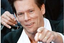 Kevin Bacon Station / Everything  Bacon, most can be bought from ebay / by Joy Katenkamp