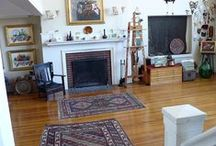 Soulful Spaces / Interior spaces that move the Spirit