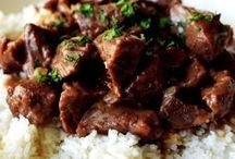 Beef Instant Pot Recipes / Simple, easy and delicious Instant Pot or pressure cooker recipes using beef.