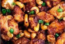 Chicken Crockpot/Slow Cooker Recipes / Simple, easy and delicious Crockpot/Slow cooker recipes using chicken