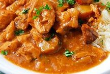 Pork Crockpot/Slow Cooker Recipes / Simple, easy and delicious Crockpot/ Slow cooker recipes using pork.