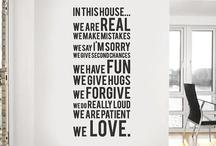 Home Sweet Home / by Maribel C.