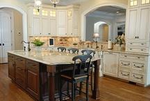 Home Decor-Kitchen Design / by Christine Rees