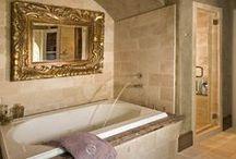 Home Decor-Bath Design / by Christine Rees