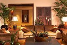 Home Decor-Living Room Design / by Christine Rees