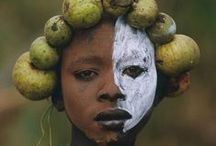 Global Inspirations / Beautiful People, Art, Traditional Dress, and Objects