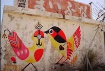 Street art / by Mundo Bu