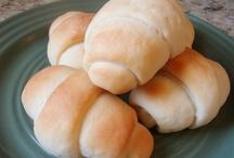Bread, Roll & Dough Recipes~ Yummmmmm!! / by Deborah Harvey