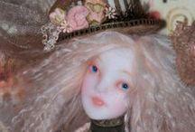 Doll Art / by Marcie Hart