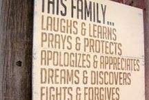 My Family / Family (& Close Friends) / by John Christie