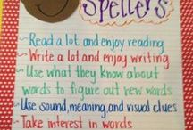 Anchor Charts / by Heather Jones