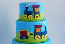 Themed Cakes! / by Vadecakes Sugarcraft Creations