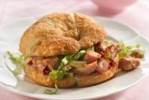 Sandwiches and other Lunchable Yummmmmm :) / by Deborah Harvey