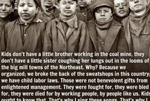 People, Credit & Labour Unions, Workers Rights & Benefits / The People / by John Christie