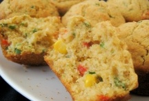 Quick Breads, Biscuits, Coffeecakes & Muffins~ Yummmmmm!! / by Deborah Harvey