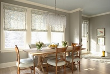 Home Decor-Dining Room Design / by Christine Rees