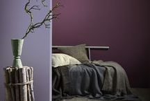 | Colour Trend | Urban Blush | / #dusky #lavender #grey #purple #lilac with #flesh or #earthy tones