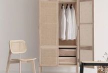 Styling|Wardrobe&Boudoir / #dressing #room #closet #storage #grooming #dressingtable #bathroom #styling #cupboard #vanity #primp #preen #coat #hanger