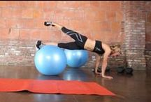 Exercise and other healthy stuff. / by Shannon Cozart