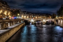 I ♥ Paris! / For the love of Paris.  There is nothing more romantic than a journey through the city of light.  I love Paris, France!