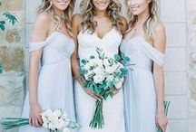 Bridesmaids / Bridesmaids dresses, details and flattering poses for formals images
