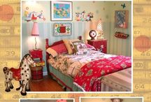 Toddler Room Ideas / by Joleen Carmona