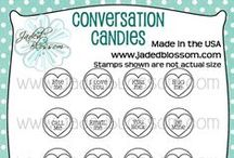 Conversation Candies