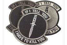 MoRaLE PatChEs / Humor / by Jose Cheever