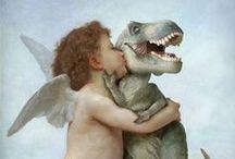 Dino-Mite! / Dinosaurs.. Humor.. Facts.. Fun / by Vagabond Artistry