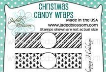 Christmas Candy Wraps