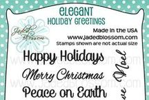 Elegant Holiday Greetings