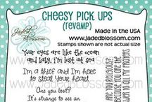 Cheesy Pick Ups Revamp
