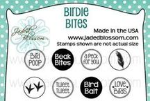 Birdie Bites / Party Favors, Cards, Paper crafts