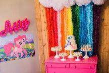 Arabella's 5th Bday / Arabella's 5th bday party in her fav My Little Pony!!!!!!!! / by 🎀Katelyn Jordan🎀