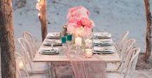 Beach Weddings / How to create the perfect BEACH WEDDING!