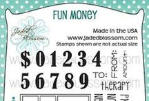 Fun Money / Fun Money Stamps, Gift Card Stamps