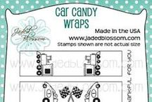 Car Candy Wraps / Projects Created with Car Candy Wraps