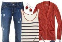 Things To Wear Instead Of Sweats / by Jill Moura