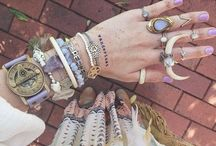 Jewelry + Accessories / by Bailey Pridmore