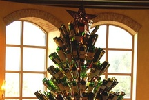 Wine Bottles / Second lives for empty wine bottles.
