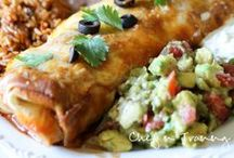 Mexican food? YES, PLEASE! / by Shanon Barden